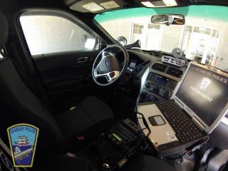 Inside Cruiser
